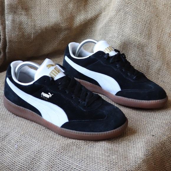 Puma Shoes | Puma Liga Suede Ii Black